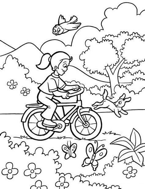 rower kolorowanka e kolorowanki kolorowanki do druku