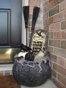 50, Halloween, Front, Porch, Decorations