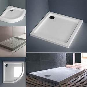 Installer Bonde Douche : receveur de douche installation ~ Zukunftsfamilie.com Idées de Décoration