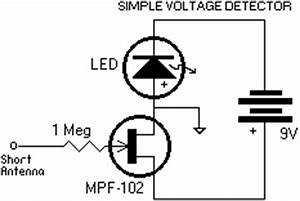 electrical magnetic field detectors all about circuits With simple emf probe