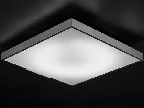 square flush mount ceiling light 3d model 3dsmax files
