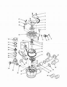 Kenmore 625388800 Water Softener Parts