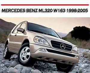 Mercedes Benz Ml320 W163 1998-2005 Workshop Repair Manual