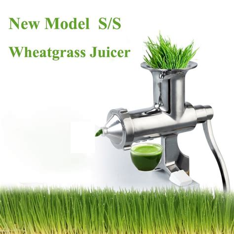 press juicer stainless duty heavy fruit wheatgrass steel aliexpress manual juice vegetable juicers extractor citrus quality