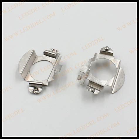 car headlight h7 led socket metal retaining clip