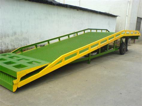 Movable Type Hydraulic Dock Ramp By Zhongshan City Niuli