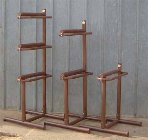 the saddle rack diy saddle racks trailer images