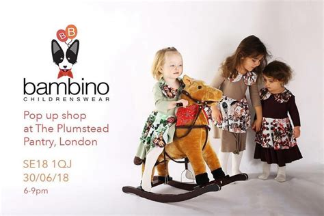 bb bambino childrenswear sample sale sample sale  london