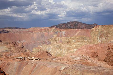 Morenci Mine, Freeport McMoRan, Morenci, Arizona ...