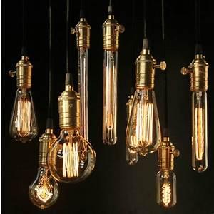 Ampoule Filament Vintage : ampoule filament vintage flat iron mon ampoule vintage ~ Edinachiropracticcenter.com Idées de Décoration