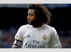 Real MadridAtlético Marcelo suffers a muscle strain