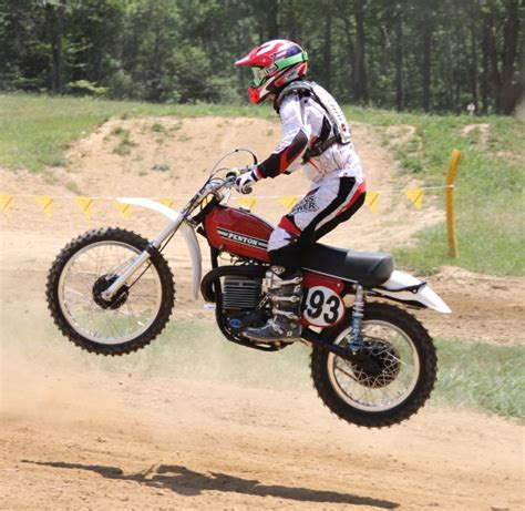 motocross races in ohio cannon blows away the competition at action sports vintage