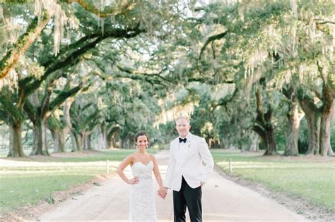 Josh + Liz's Boone Hall Plantation Wedding » Aaron