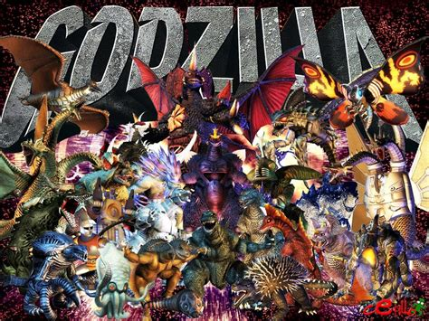 Godzilla Wallpaper By Cepillo16deviantartcom Godzilla