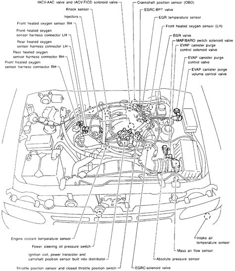 97 Nissan Sentra Radio Wiring Diagram by 1997 Pathfinder Fuse Diagram All Diagram Schematics