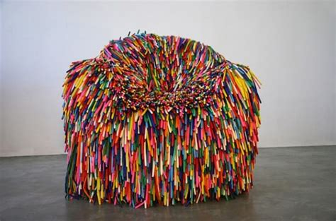 happy colorful chairs   balloons  pini leibovich