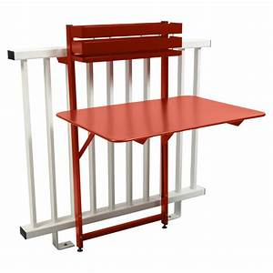 Table De Balcon : table balcon bistro table pliante pour balcon ~ Teatrodelosmanantiales.com Idées de Décoration