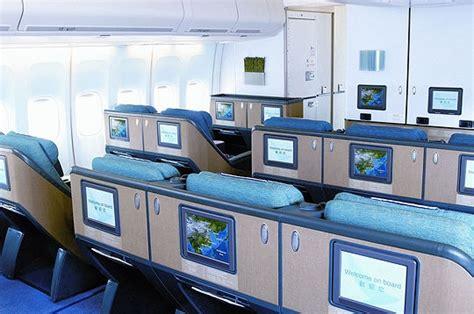 siege d avion le luxe de la classe affaires les meilleurs sièges d