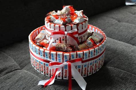 kinderschokolade torte basteln moosmutzel311s bei chefkoch de