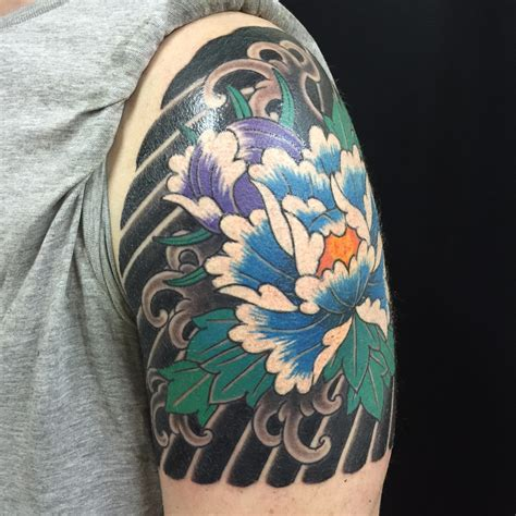 horimitsus blog traditional japanese tattoos  progress