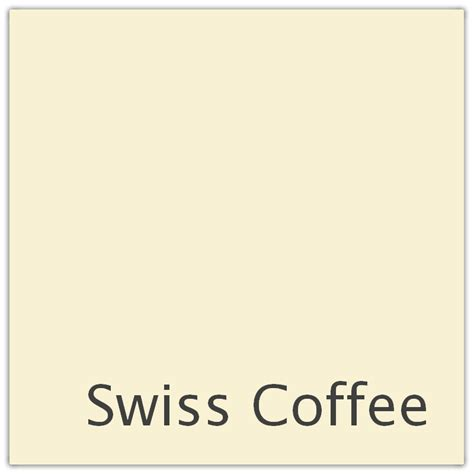 swiss coffee paint color frazee paint color ideas
