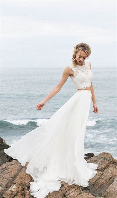 trending top   piece wedding dresses