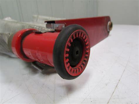 Fire End&croker A0051c Pin Rack Fire Hose Assembly Semi