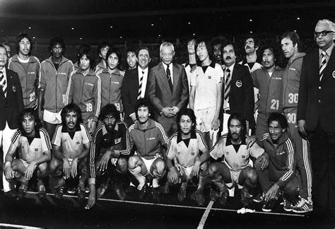 The malaysia national football team represents malaysia in international football and is controlled by the football association of malaysia. Level Field: Reminiscing Malaysian football's Olympic miss