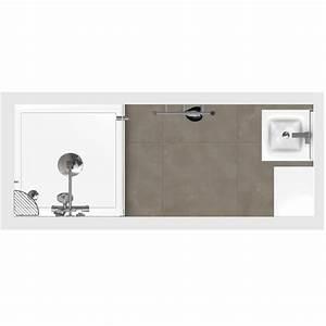 Meuble Salle De Bain Colonne : salle de bain bathbox douche meuble colonne 2 16 m2 ~ Teatrodelosmanantiales.com Idées de Décoration