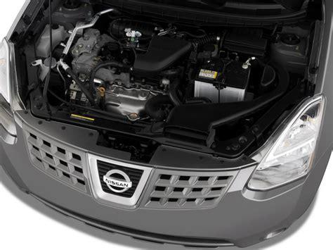 image  nissan rogue fwd  door sl engine size