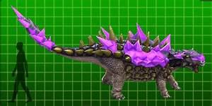 Image - Saichania armor.jpg - Dinosaur King
