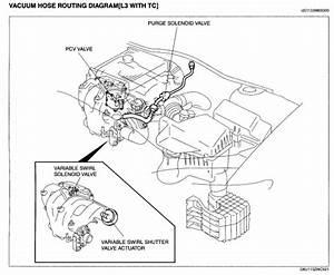 I Need A 2007 Mazdaspeed 6 Evap System Diagram  Thank You