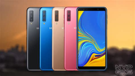 samsung galaxy a7 2018 specs price features noypigeeks