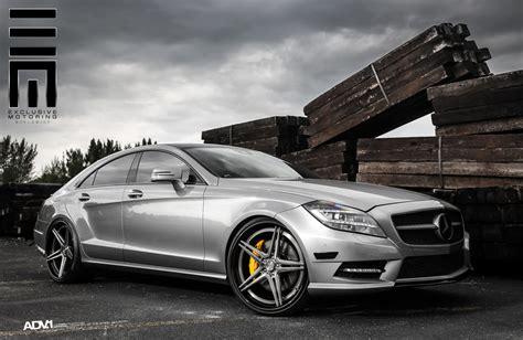 Mercedesbenz Cls550  Adv05 Track Spec Sl Wheels Adv1