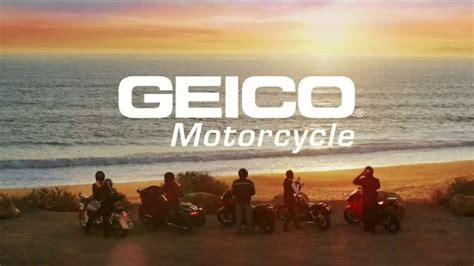 geico insurance motorcycle song wallflowers commercial commercials screenshots