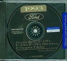 download car manuals 1993 ford econoline e350 parking system 1000 images about ford bronco manuals on repair shop broncos and ford trucks