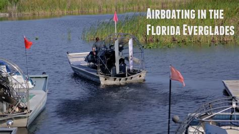 Youtube Airboat Rides Everglades by Florida Everglades Airboat Ride Youtube