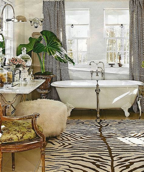 Modern Country Bathroom Decor by The Cozy Of Country Sheri Martin Interiors