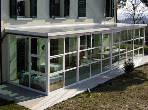 prezzi verande prezzi verande per terrazzi profilati alluminio