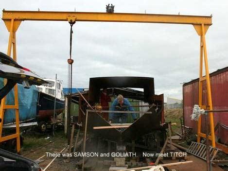 Boat Jumble Hull by East Belfast Yacht Club