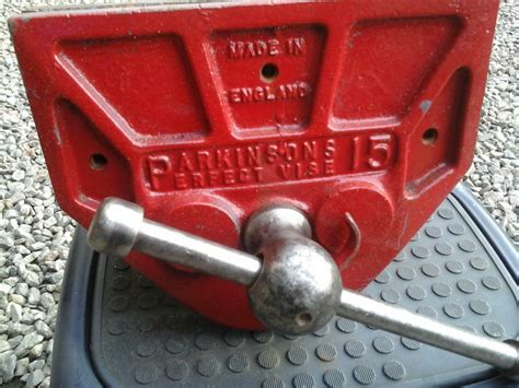 parkinsons perfect vise   inverness highland gumtree