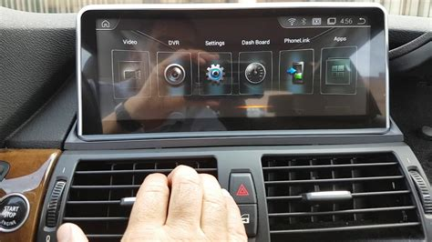 installation bmw   oem fit android navigation