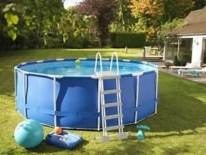 10 piscines hors sol rapides à installer