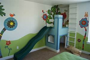 Whimsical Kid's Bedroom