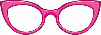 Clipart Glasses Pink Clip Clipground Eyewear