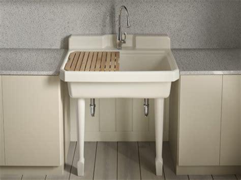 kitchen sinks kohler laundry room deep sink kohler laundry utility sinks interior designs