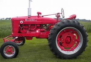 1953 Farmall Super M Tractor For Sale