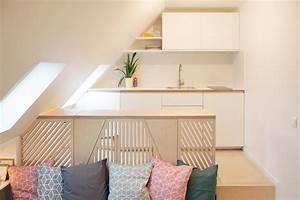 Lit Petit Espace : batiik studio petit espace mini espace chambre de ~ Premium-room.com Idées de Décoration
