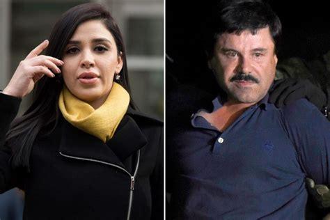 El Chapo's Wife Emma Coronel Aispuro Arrested on ...