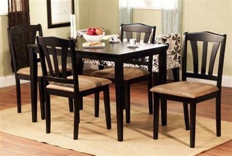 HD wallpapers metropolitan counter height 5 piece dining set black